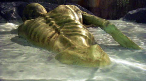 Неожиданная находка мумии в альпийских горах