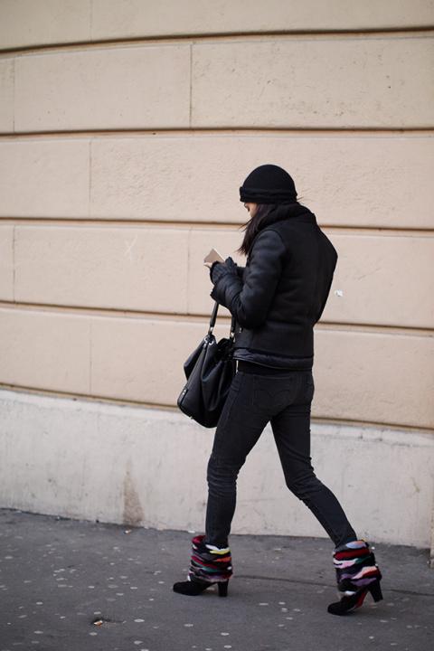 On the Street…Boulevard du T…
