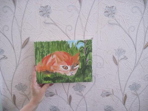 Я не художник, просто рисую под настроение