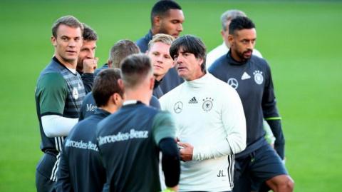 Тренер сборной Германии: русские «в восторге от футбола» и ждут ЧМ-2018
