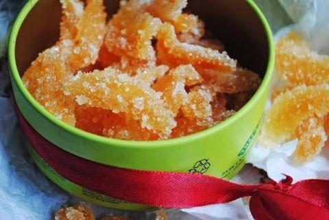 Вкусные цукаты из имбиря против простуды