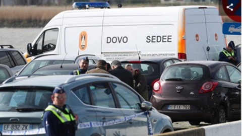 В Бельгии полиция задержала …