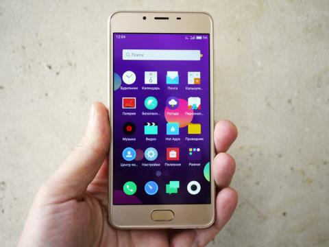 Обзор смартфона Meizu U10: с…
