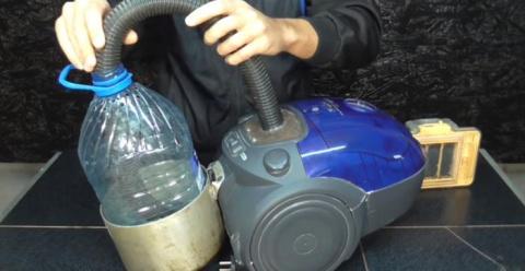 Как улучшить пылесос своими руками — волшебный способ модернизации почти любого пылесоса