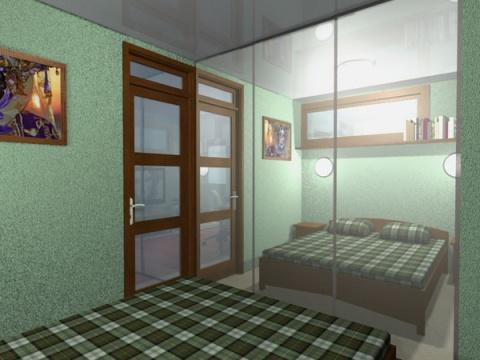 Малогабаритная квартира