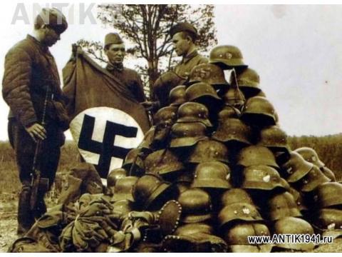 Пистолеты Великой Отечественной: Чего стоит миф о «самых желанных трофеях»?!
