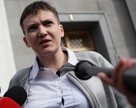 Савченко прокомментировала в…