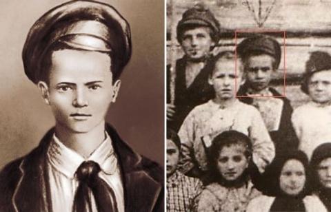 История Павлика Морозова – п…