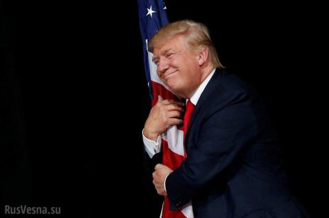 «Господа, вы лизали не ту задницу», — эксперт об истерике по поводу победы Трампа