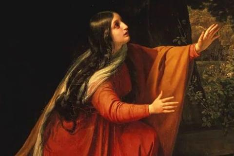 Ученые восстановили внешний облик Марии Магдалины