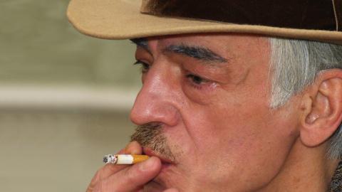 Боярский прокомментировал новую антитабачную концепцию: «Курил, курю и курить буду!»