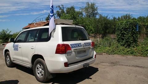 СБУ вербует жителей Донбасса для запугивания ОБСЕ — Басурин