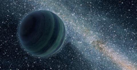 Астрономы нашли одинокий пла…