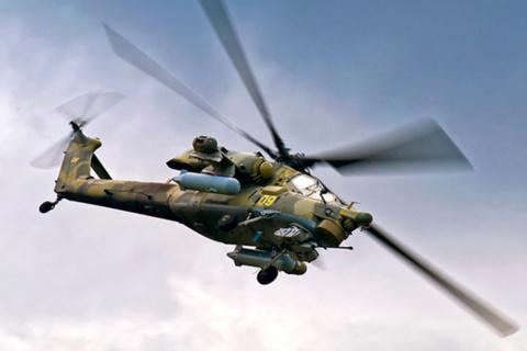 Скоростной вертолет покажут …