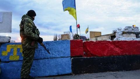 Украинские радикалы мобилизуют силы для блокады Донбасса