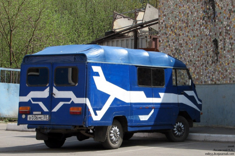 Две омских автосамоделки
