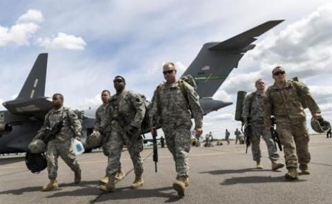 США вторгаются в Сирию и угр…