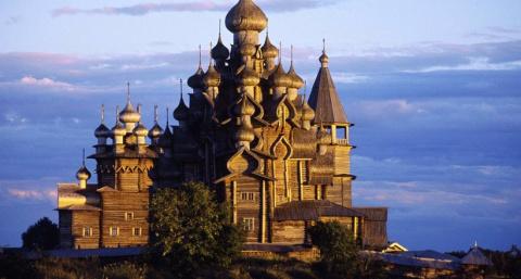 Они потрясающие! Самые красивые храмы в России