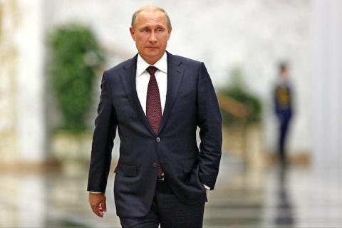 Путин завтра встретится с президентом Македонии