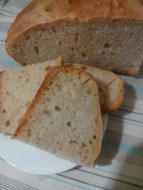 Хлеб Вермонтский на закваске