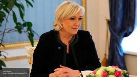 Конец близок: Марин Ле Пен п…