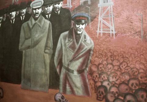 Народ не боится «страшных Сталинских репрессий». Он только за!