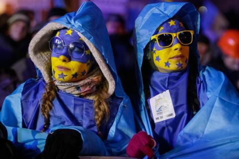 Нидерланды против Украины. К…