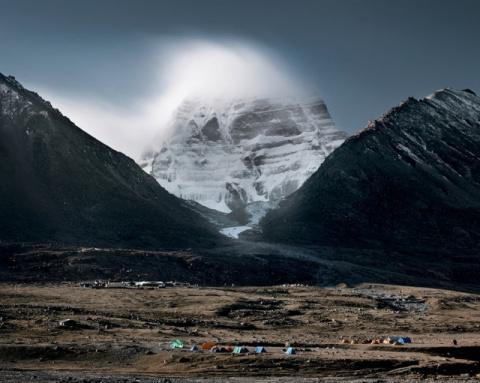 Гора Кайлас – сердце мира, о…