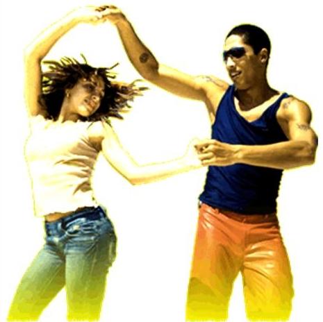 Танцы народов мира. Латиноамериканские танцы. Руэда де касино