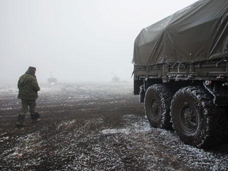 ВСУ грузовиками вывозят тела…