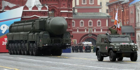 Россия расширяет ядерный арс…