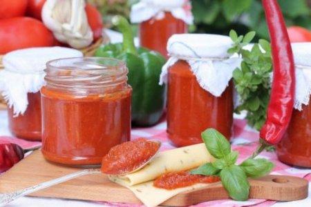 Кетчуп на зиму - вкусный соу…