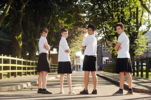 Школа в Новой Зеландии созда…
