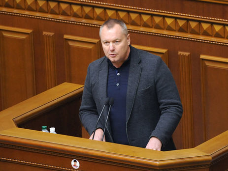 Украинский депутат Артеменко…