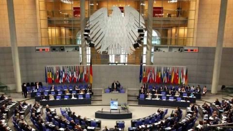 Германия перестанет смотреть…