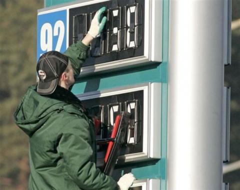 Бензин подорожает с 1 января…