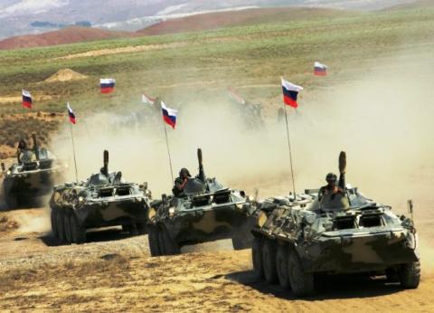 Российская военная база в Ар…
