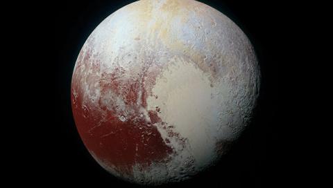 """""""Сердце"""" Плутона помогло уче…"""