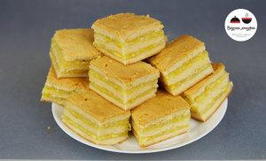 Пирожные с лимонно-апельсино…