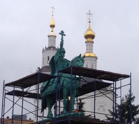 ОПРОС: Памятник Ивану Грозно…
