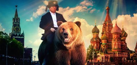 Трамп оказался «агентом Кремля»