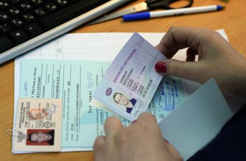 Что в указе об изменениях в порядке замены выдачи водительских удостоверений?