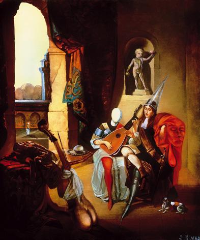 Три прекрасных свидетеля рождения новой музыки