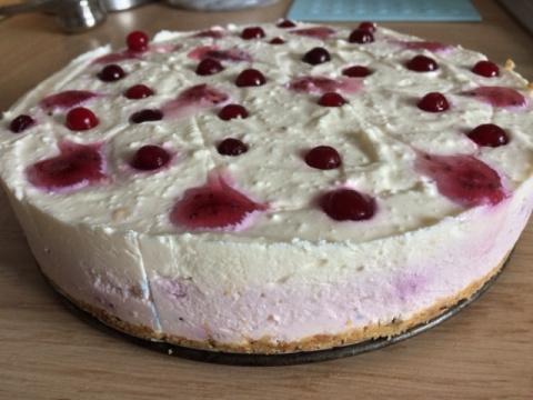 Похвастушка: Торт без выпечки