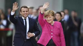 Меркель и Макрон: не выходит…