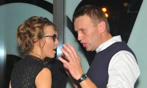 Навальный публично оскорбил …