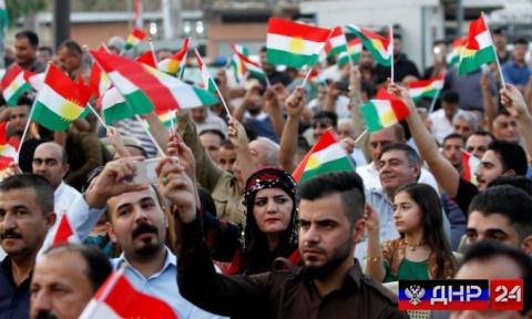 В Госдепе США заявили, что не признают референдум в Иракском Курдистане