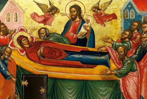 28 августа: Успение Пресвятой Богородицы – осенняя пасха