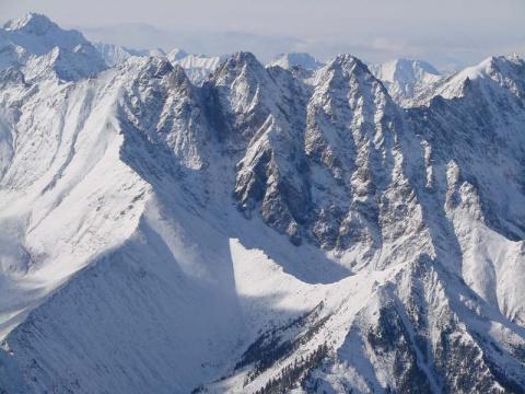 Природа Байкала (Фото)
