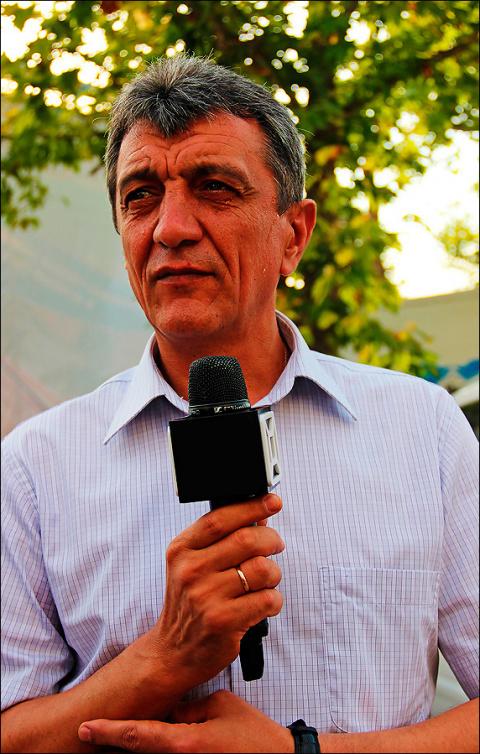 Губернатор Севастополя СВОЁ …